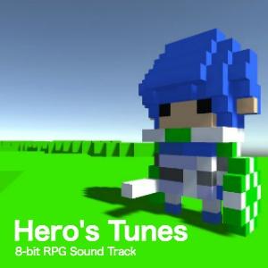 Hero's Tunes -8-bit RPG Sound Track-