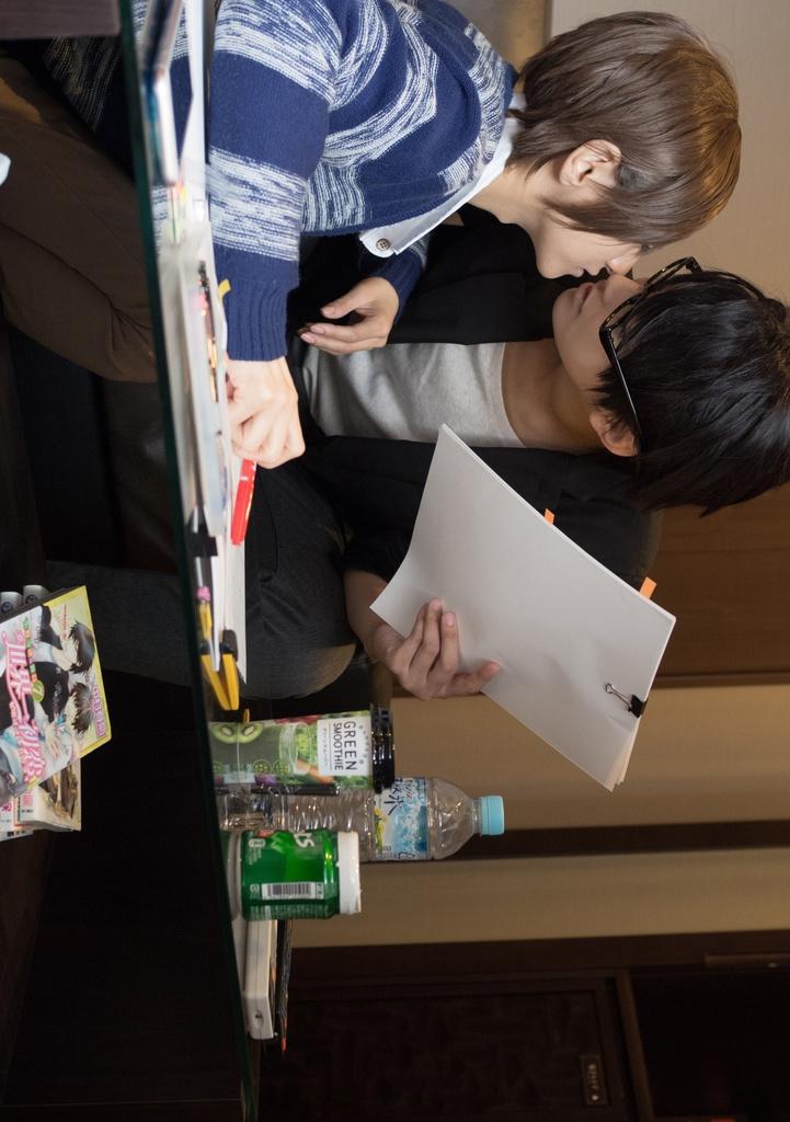 商業BL/コスプレ写真集