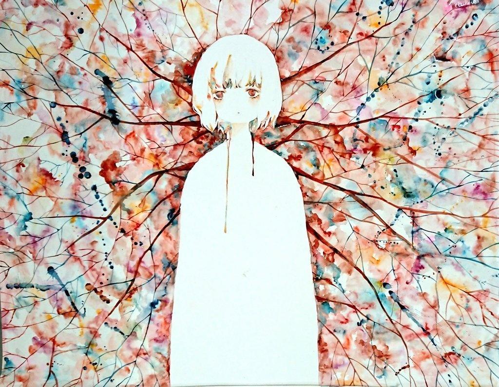 【原画】輪廻 転生