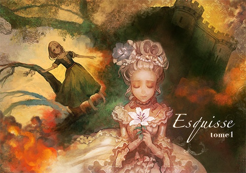 Letharia 『Esquisse tome1』