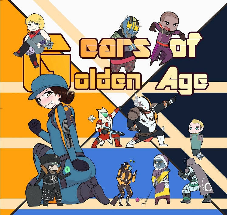 Gears of Golden Age