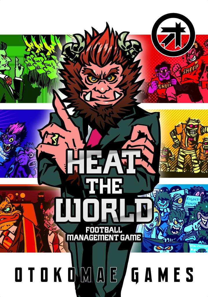 HEAT THE WORLD|ヒート・ザ・ワールド