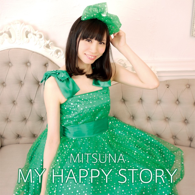 【CD盤+DL】MY HAPPY STORY