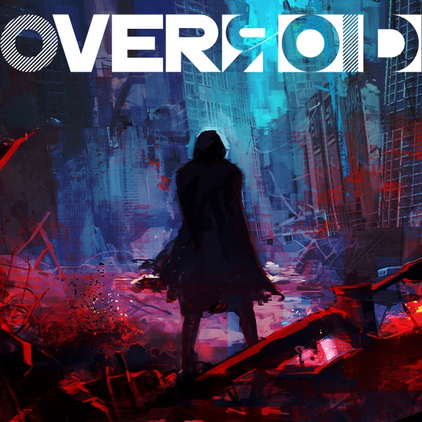 【BGM】OVERЯOID original soundtrack