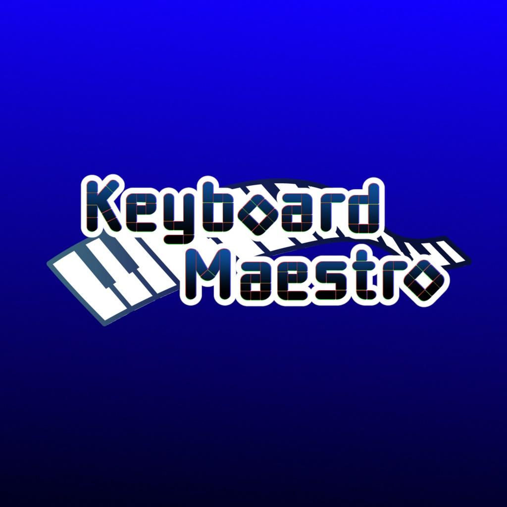 Keyboard Maestro(Ver1.03)