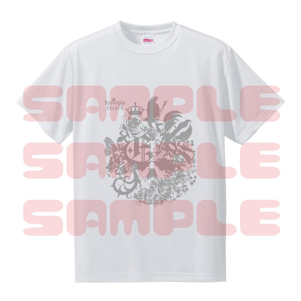 喜多村英梨「ドライシルキータッチTシャツ」(ホワイト)