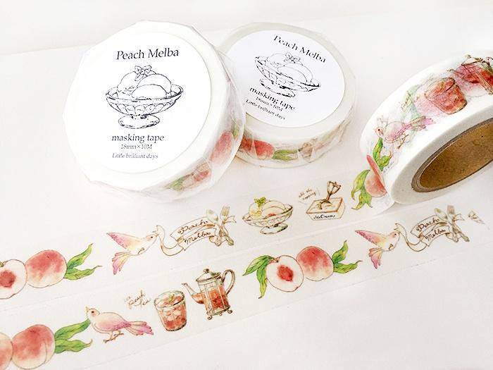 PeachMelba masking tape