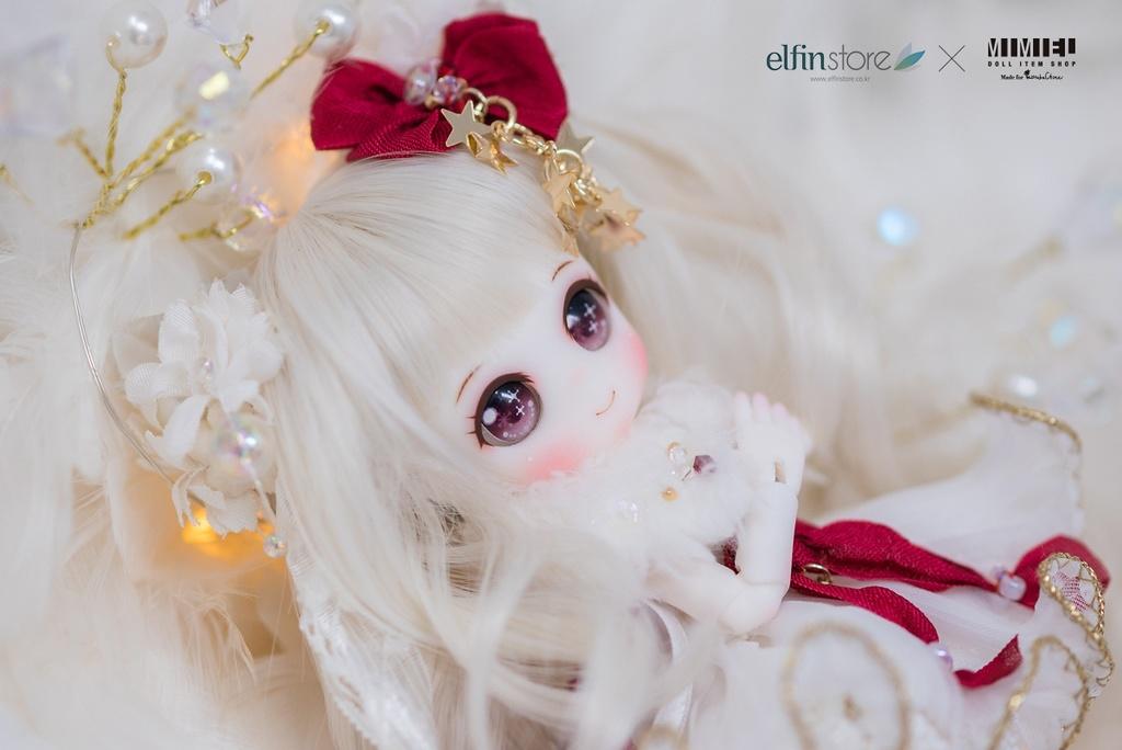 ワンオフドール展示 【Elfin Store × MIMIEL 】