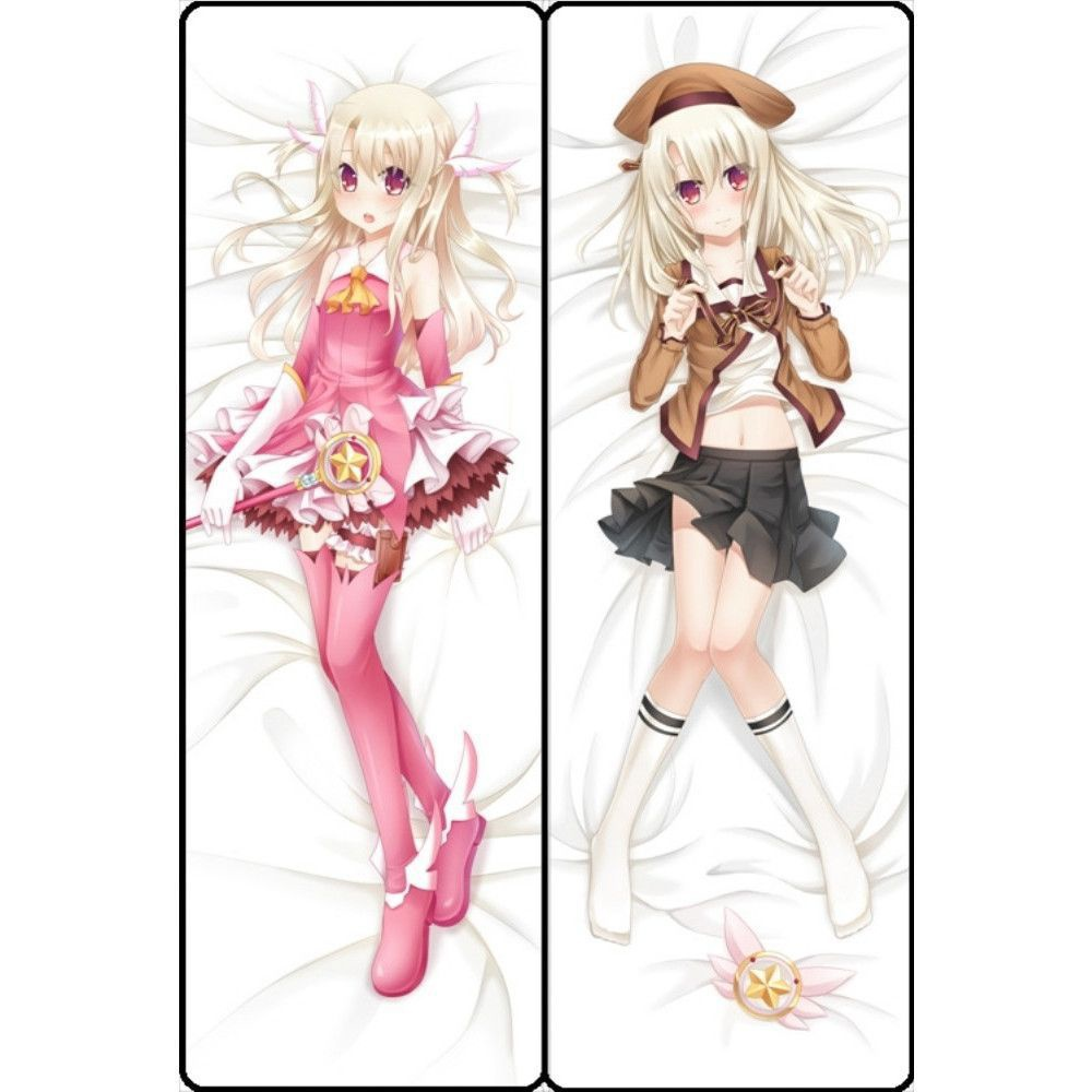 Fate/kaleid liner プリズマ☆イリヤ イリヤスフィール・フォン・アインツベルン バスタオル 2枚セット 麦芽堂 bbz12125