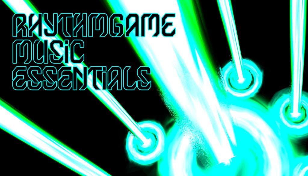 音ゲーに勝手に入れていいサントラ「RHYTHMGAME MUSiC ESSENTiALS」