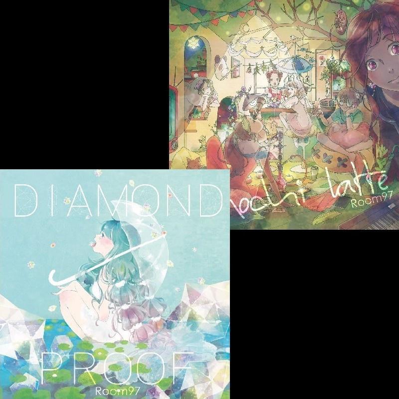 【CD2枚セット】DIAMOND PROOF&kimochi latte