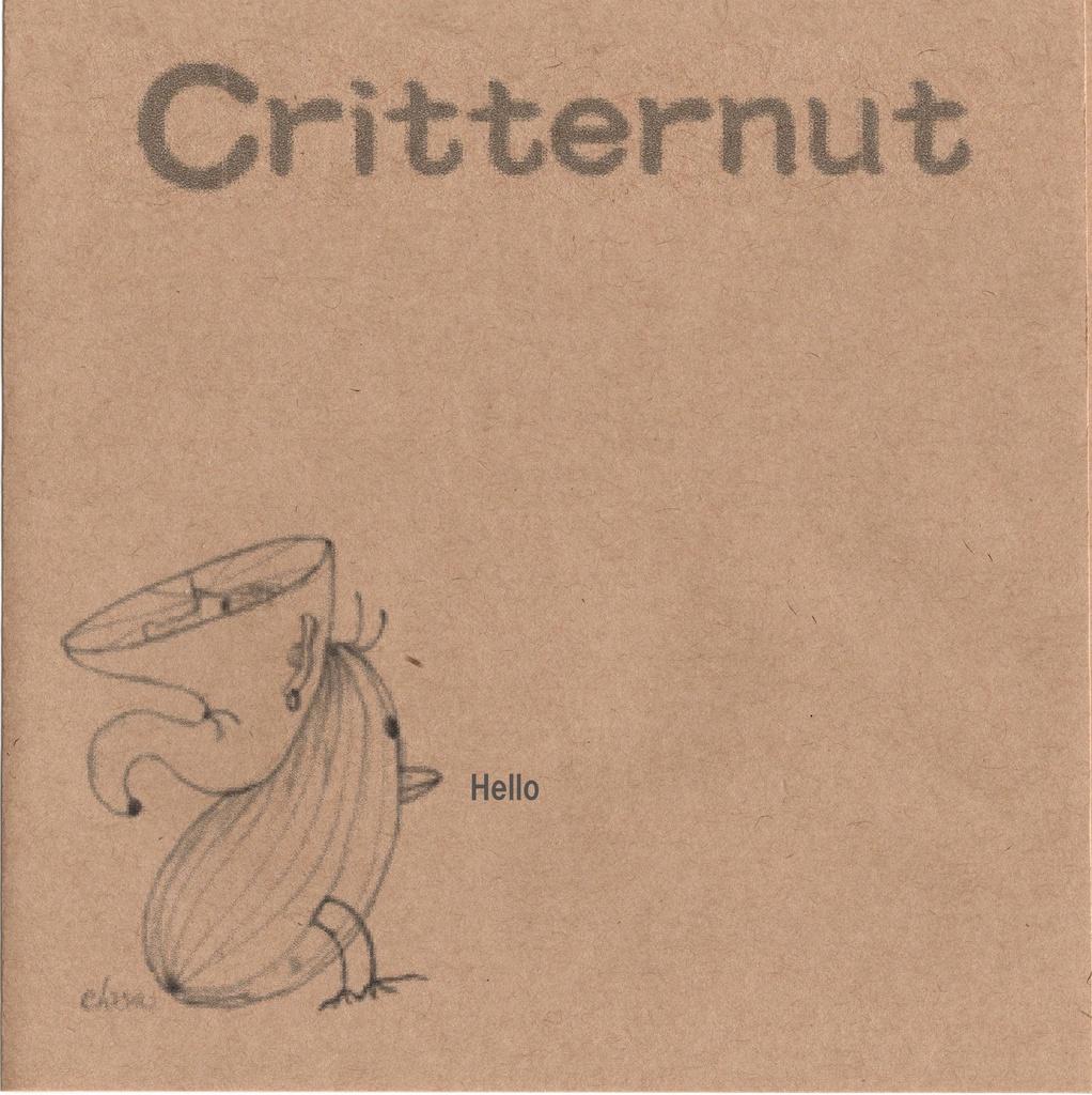 Critternut(ぴーなつ虫 英語版)