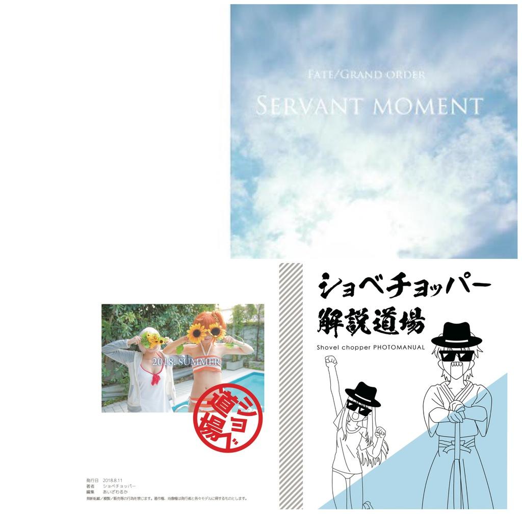 FateGrandOrder ServantCollection +解説本