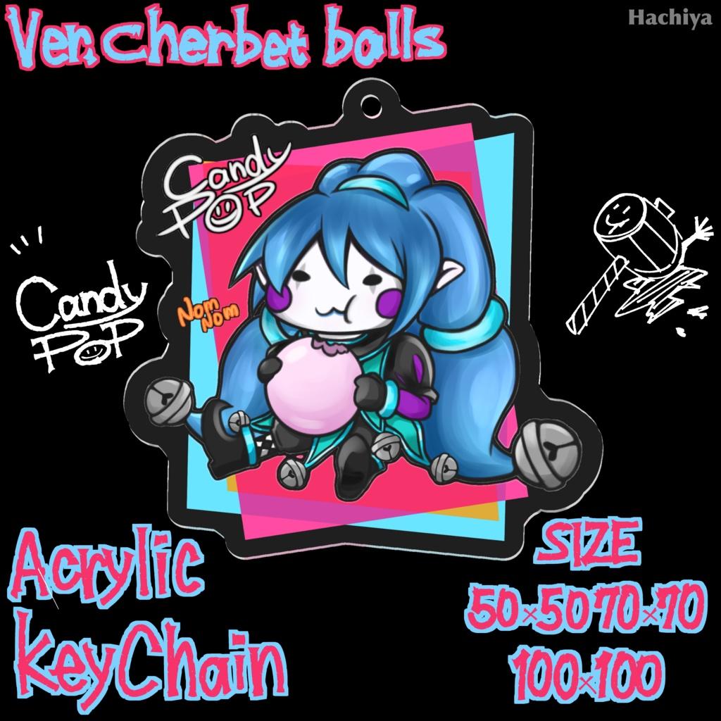 Candy pop : Ver. Sherbet balls