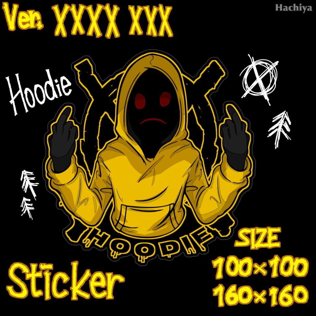 Hoodie : ver. XXXX XXX