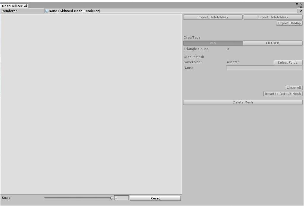 MeshDeleterWithTexture  beta