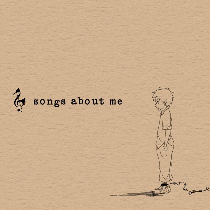 弾人 1st Album「songs about me」
