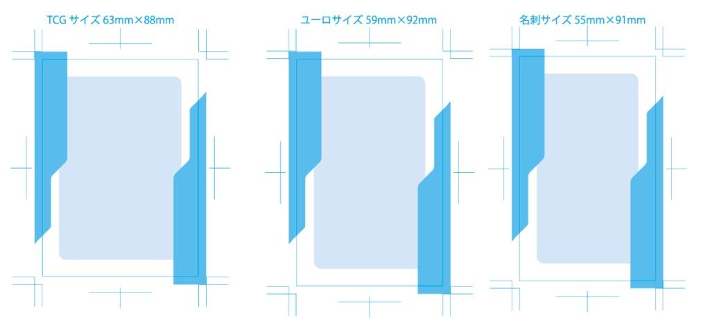 カードゲームデザインテンプレート01