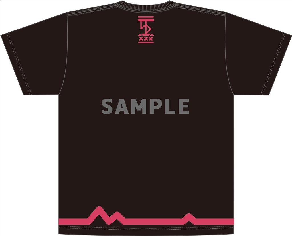 「定命の者」Tシャツ 再販受注生産