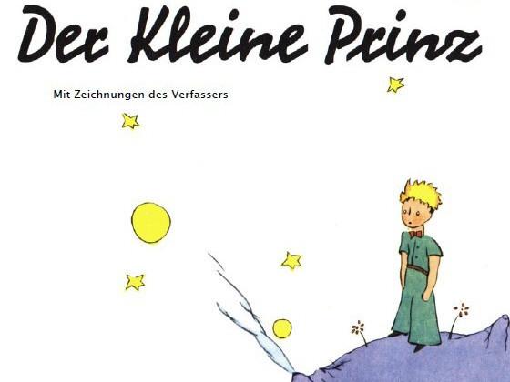 ドイツ語単語集1000星の王子さま