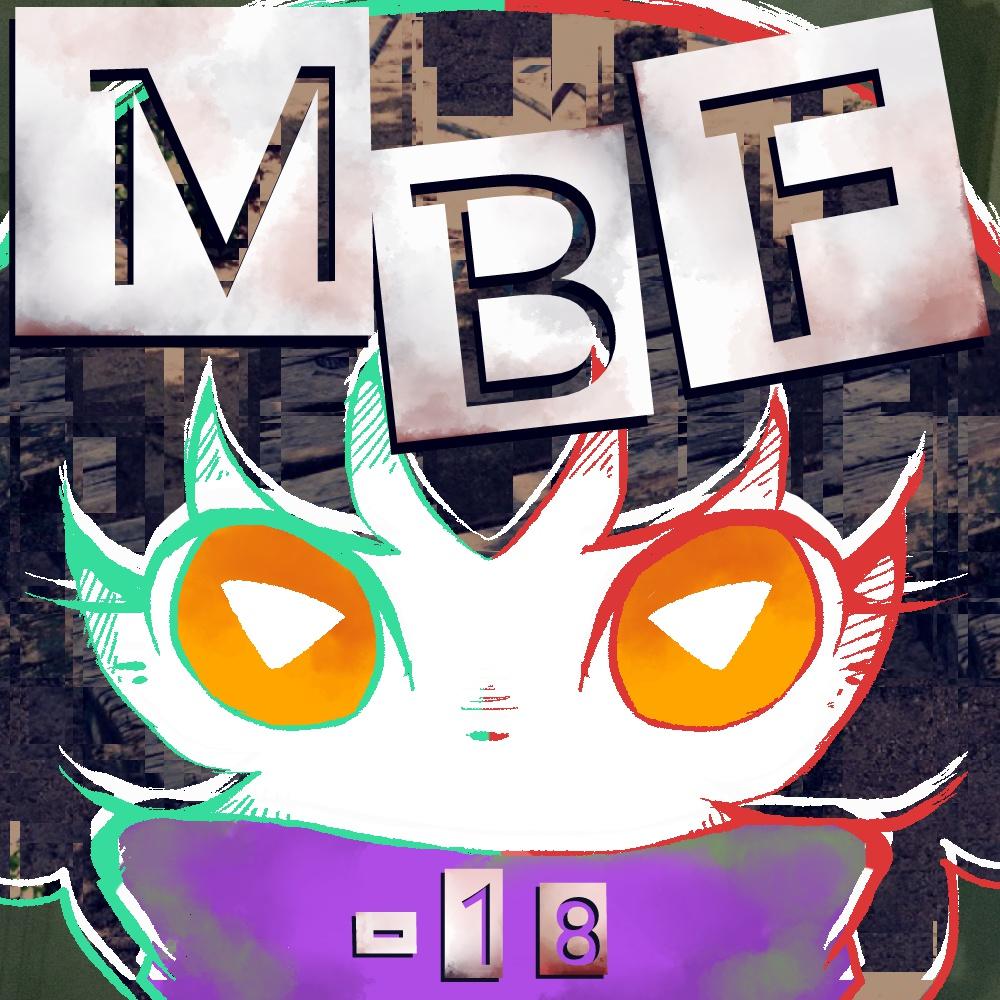 【VOCALOID CD】MBF【-18 1st album】