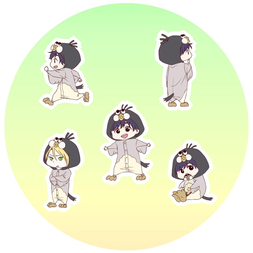 のりのりえいちゃんシール
