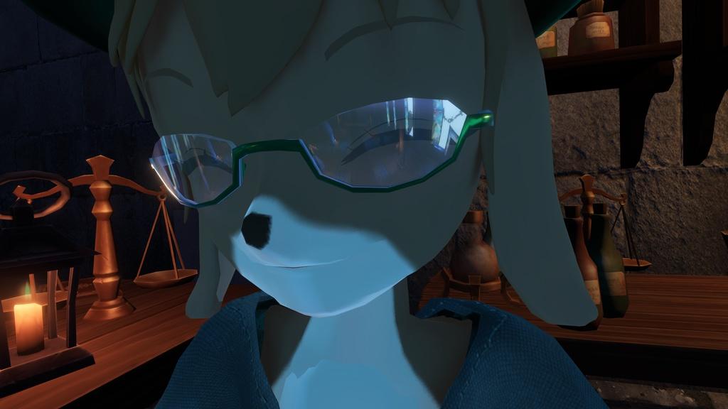 メガネ向けガラスシェーダー Ver.2.0