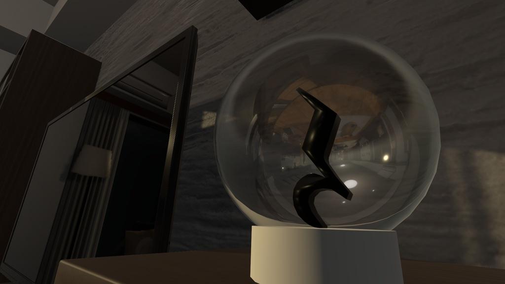 ガラス球向けガラスシェーダー Ver2.0