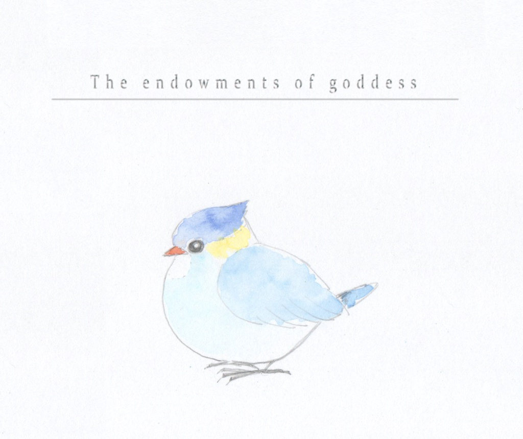 【再販】THE ENDOWMENTS OF GODDESS