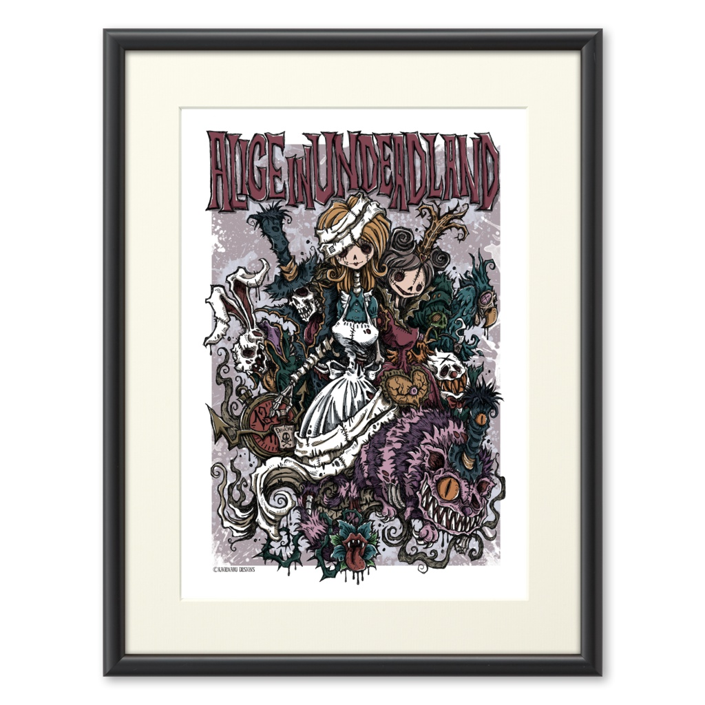 ALICE in UNDEADLAND