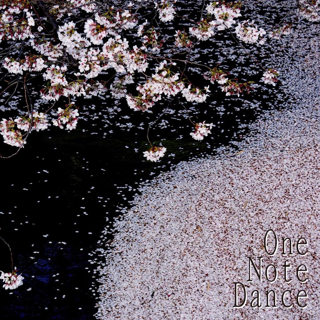 アルバム One Note Dance  (CD版)