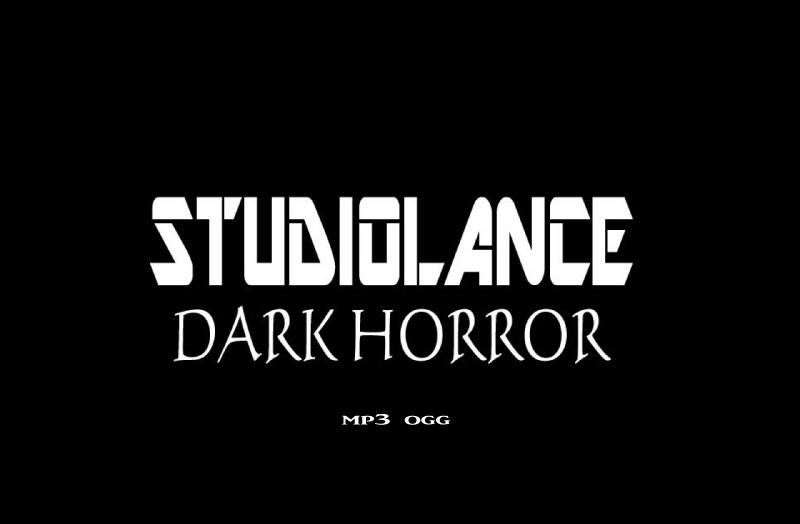 【スタジオランス BGM素材集 DARK HORROR】 -MP3&OGG EDITION-