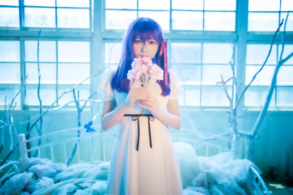 【C97新刊】間桐桜写真集「桜に、恋をした」