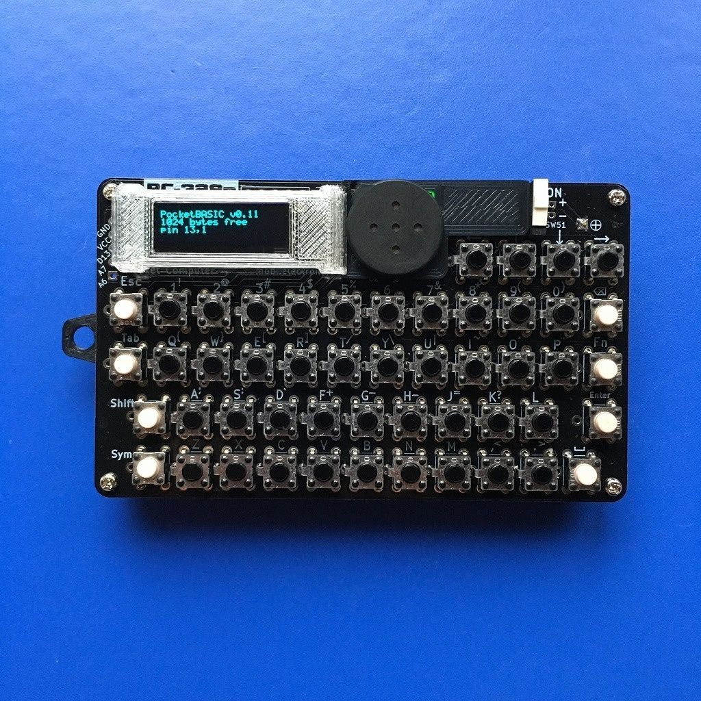 ポケットコンピューター BC-328P 完成品 ver.A1 (LR03 x 1)