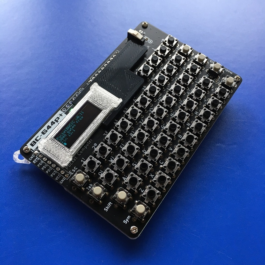 ポケットコンピューター BC-644P+  完成品 ver.A (LR03 x 1)