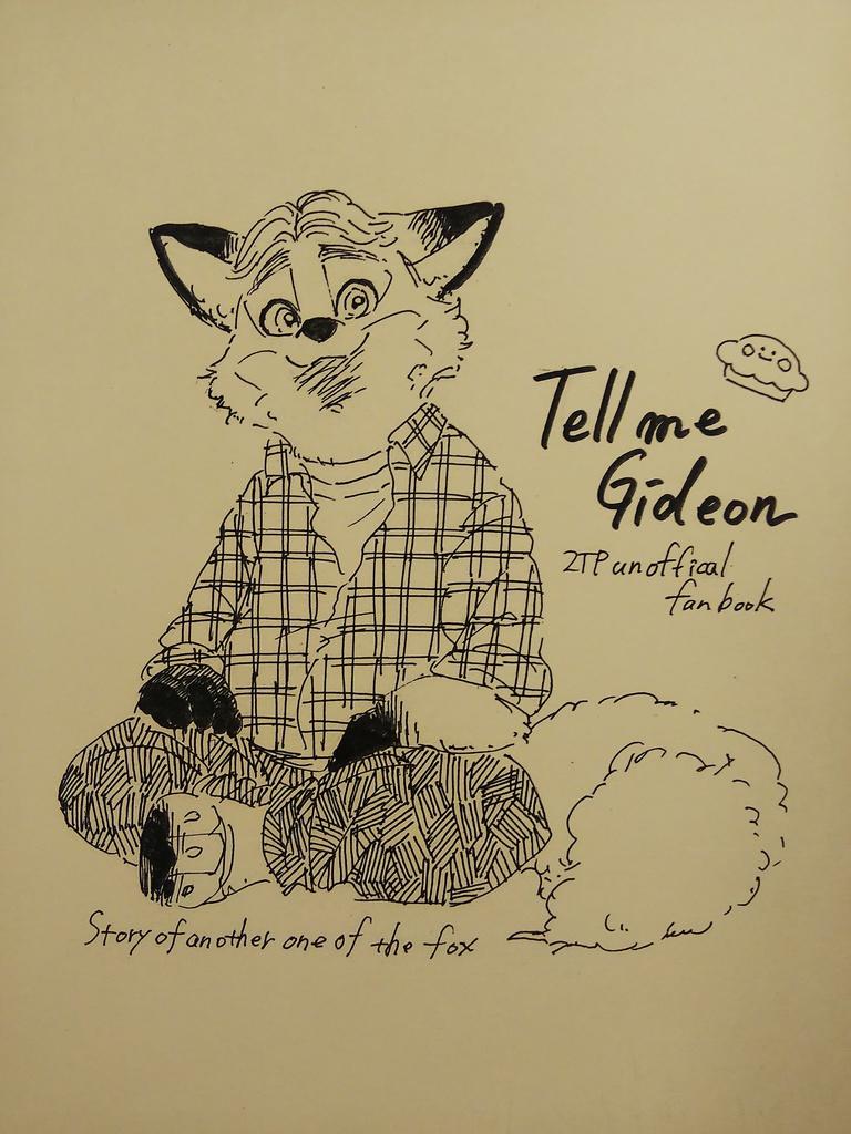 Tell me Gideon