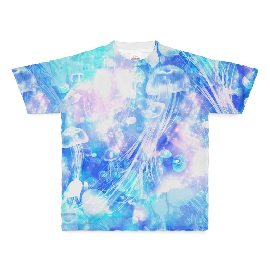 海月フルグラTシャツ【両面】