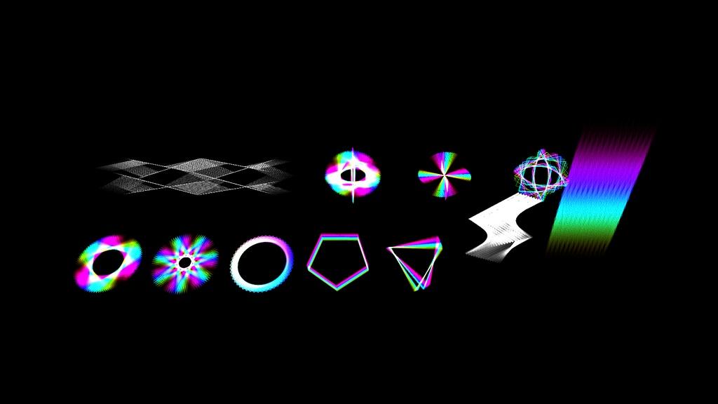 【UnityPackage】Kaleido パーティクル【VRchat向け】
