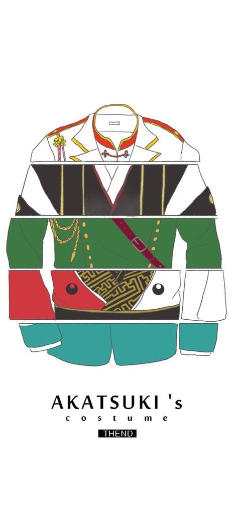 紅月イメージiPhoneケース 衣装(7・8)