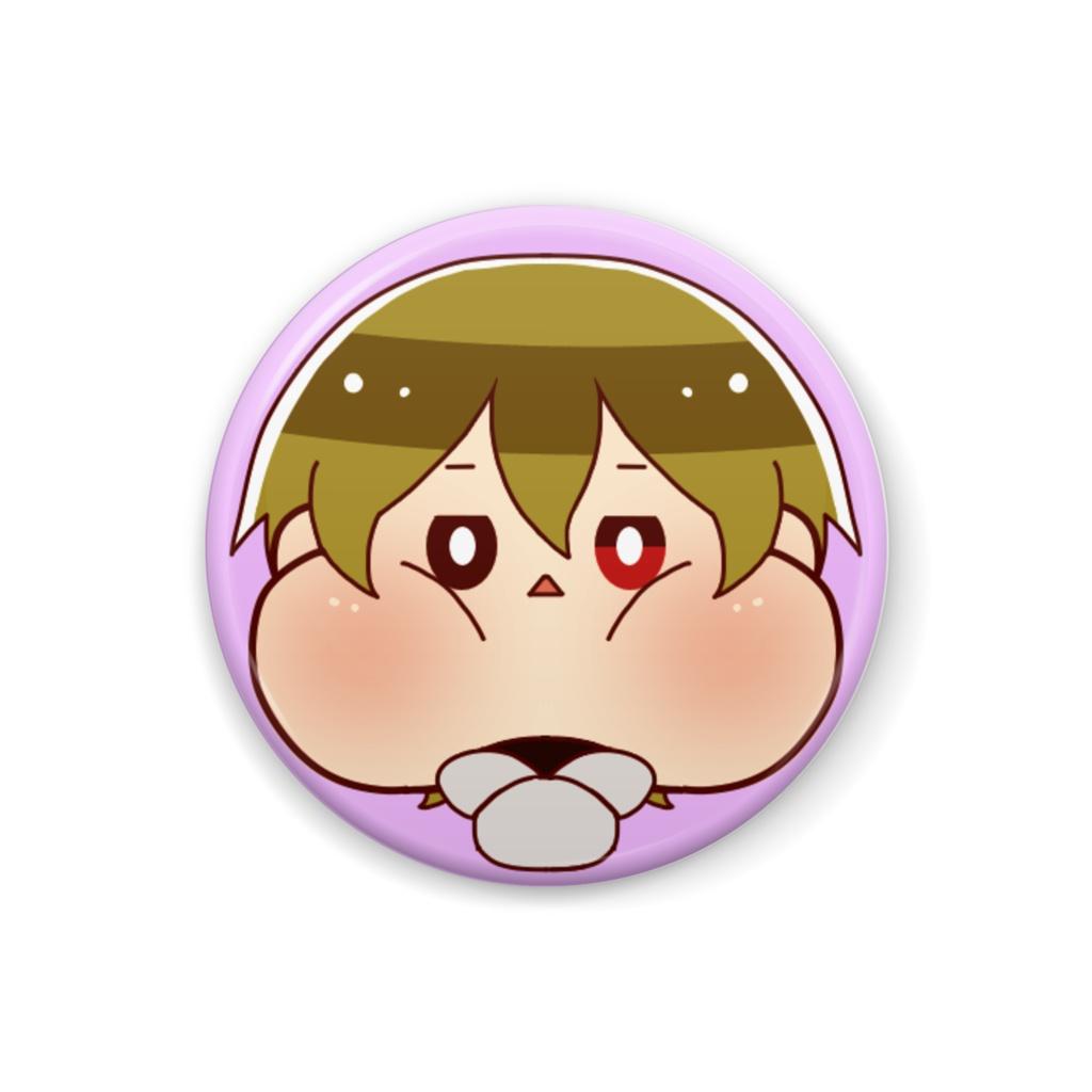【うたたね(UTAU)】缶バッチ【ぷにっとシリーズ】
