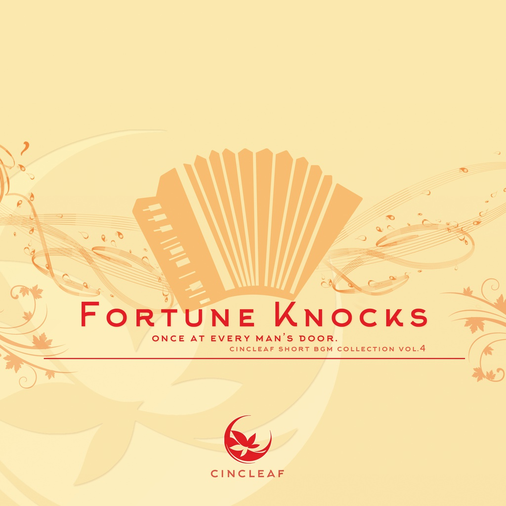 Fortune knocks