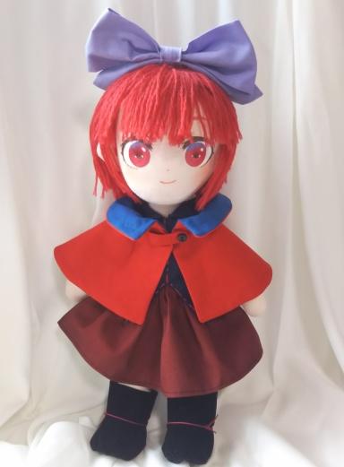 赤蛮奇のお人形/ぬいぐるみ