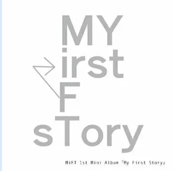 My first story アルバム