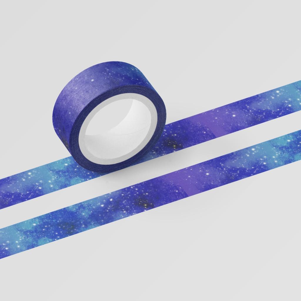 宇宙マスキングテープ
