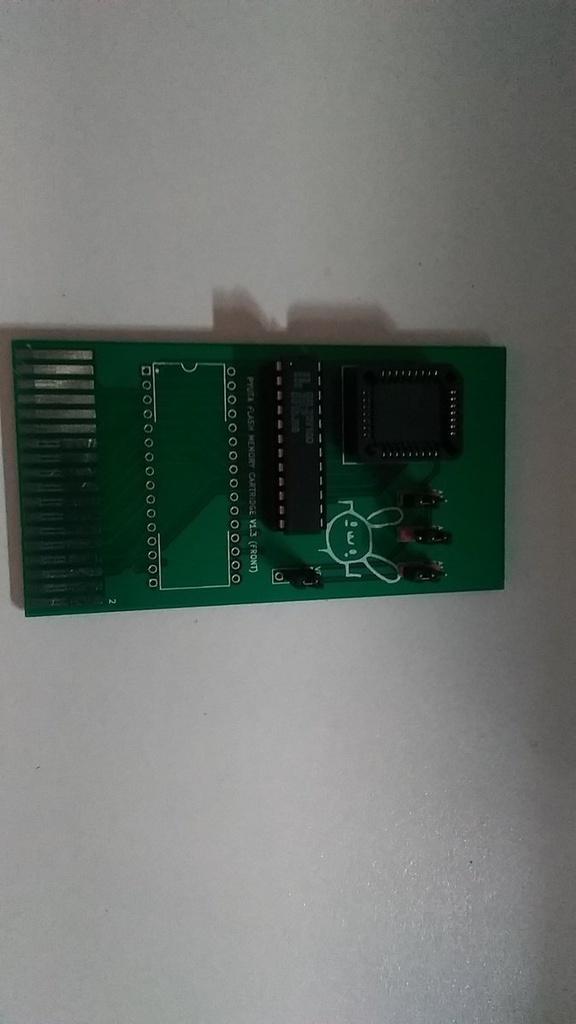 ぴゅう太32KBフラッシュメモリカートリッジ