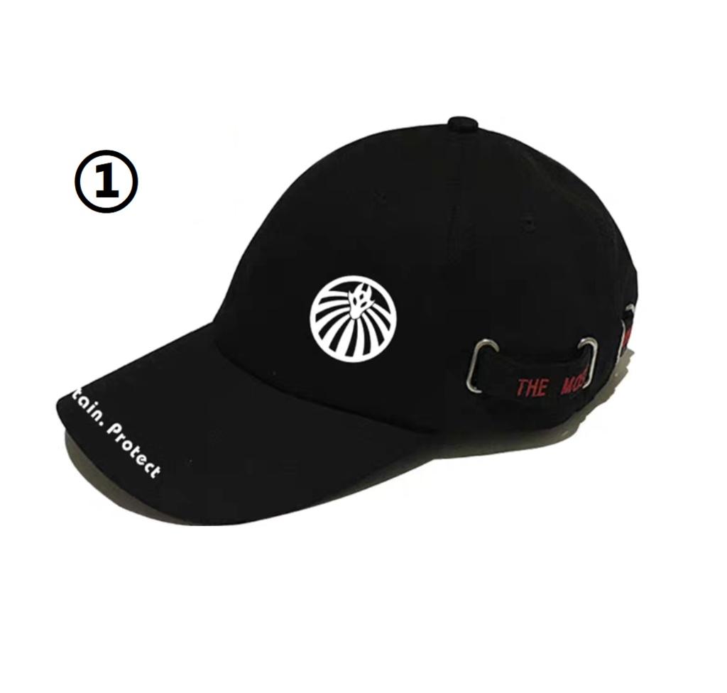 【SCP財団】6種キャップ  帽子
