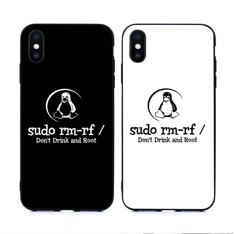 【LINUX】IT風 iPhoneケース