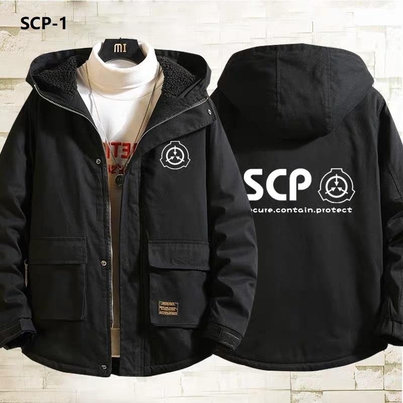 【SCP財団】厚コート