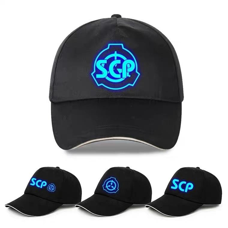 【SCP財団】夜光効果 キャップ  帽子