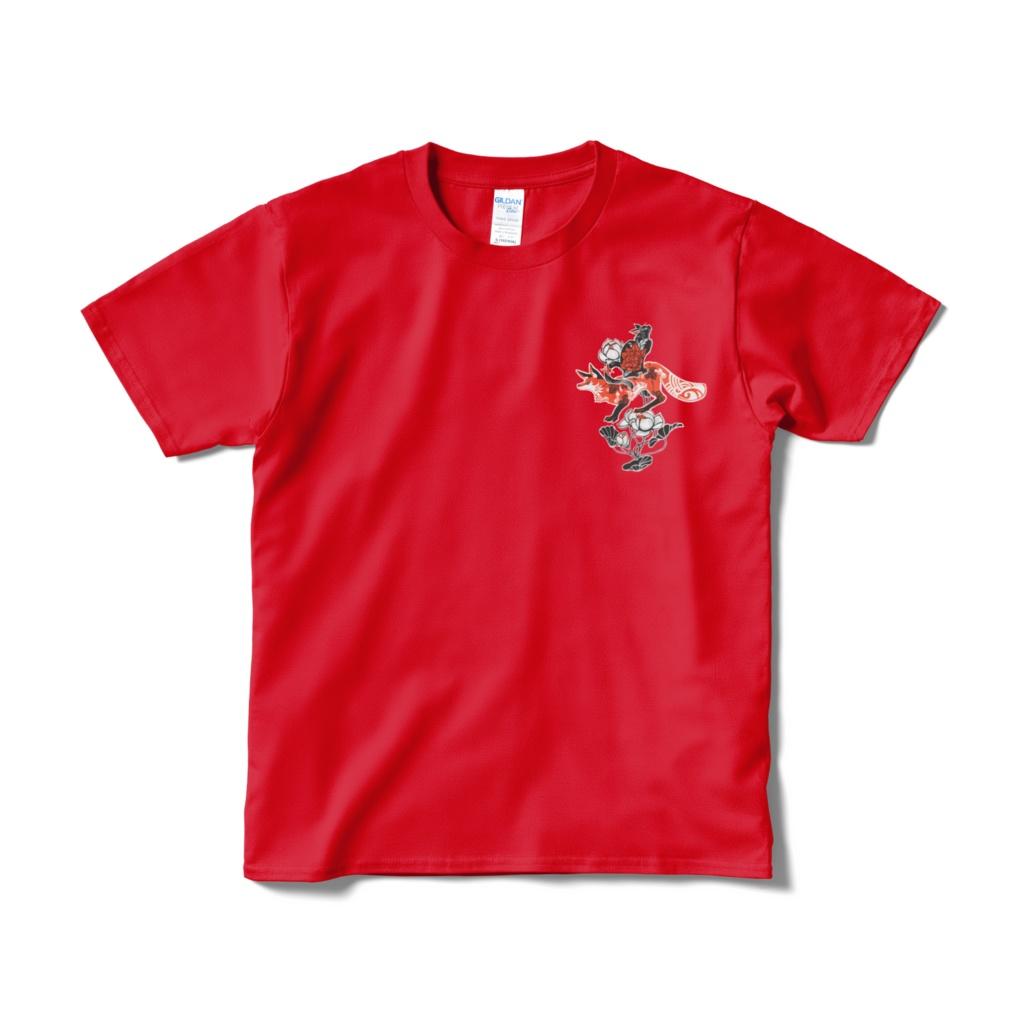 ブレーメンTシャツAタイプ(赤)